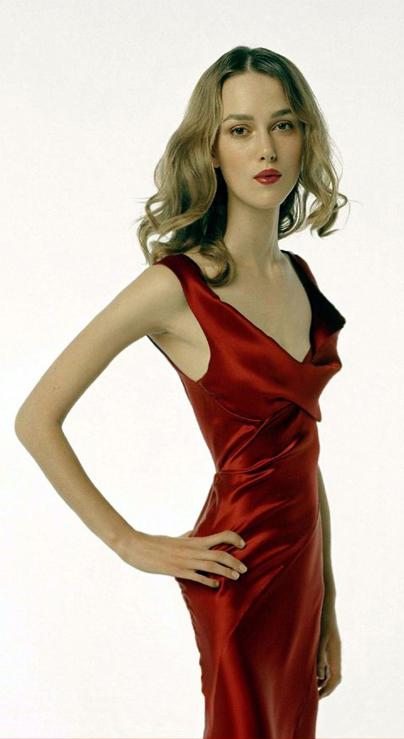 Skinny Keira Knightley